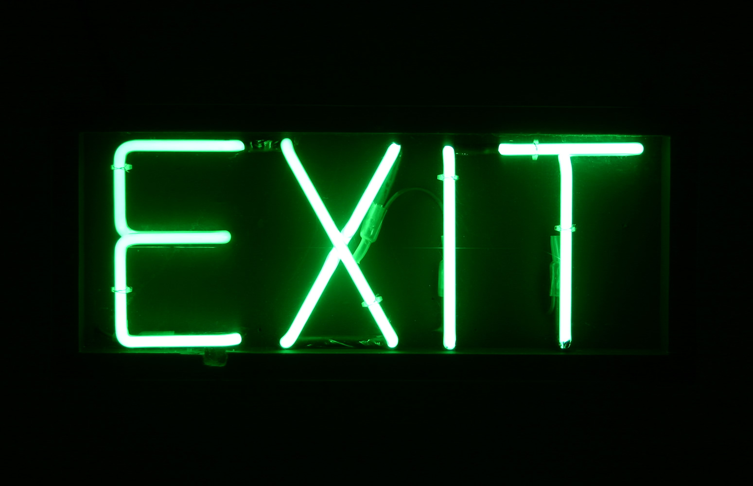 EXIT > Negativity | BE UNLIMITED