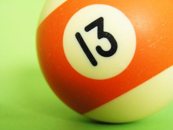 13poolball