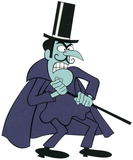 Snidely_in_tv_series